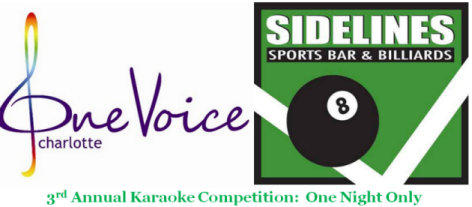 OVC's 3rd Annual Karaoke Fundraisers at Sidelines