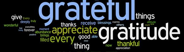Grateful for Grants
