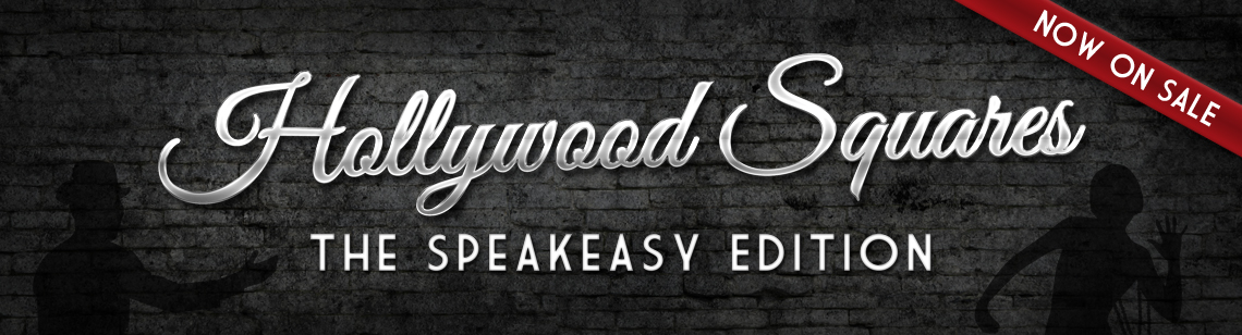 Hollywood Squares: The Speakeasy Edition