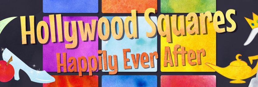 Hollywood Squares: Happily Ever After