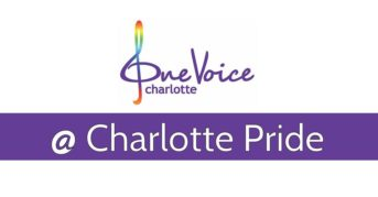 One Voice Chorus @ Charlotte Pride