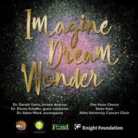 Imagine, Dream, Wonder