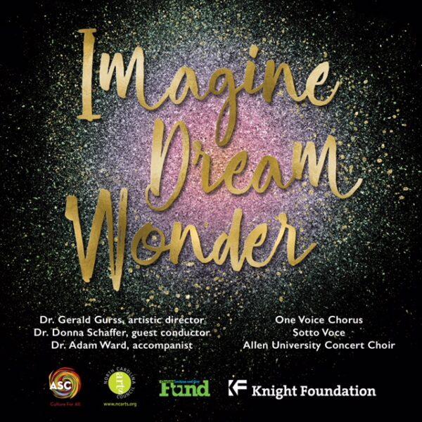 Imagine Dream Wonder CD
