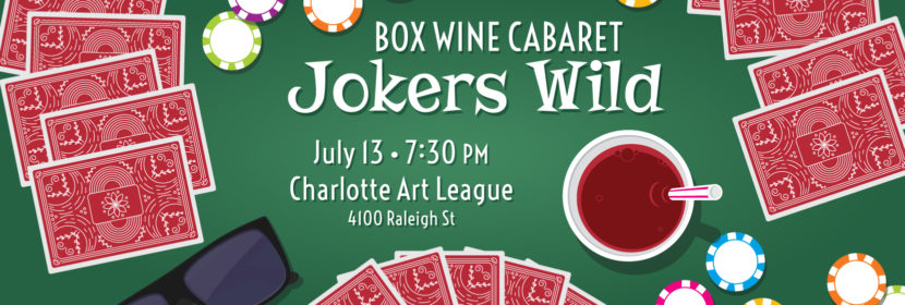 Box Wine Cabaret: Jokers Wild