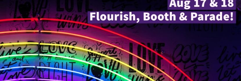 Flourish – One Voice Performs at Pride
